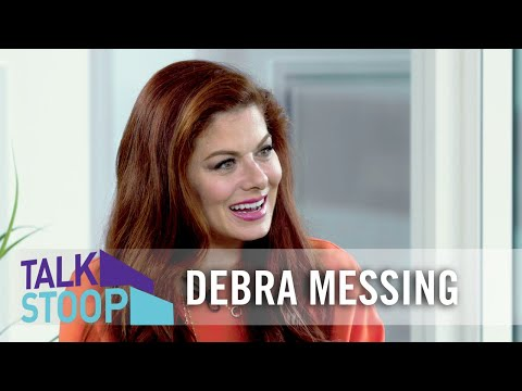 If Acting Didn't Work Out, Debra Messing's Plan B Was Law School  Talk Stoop with Nessa