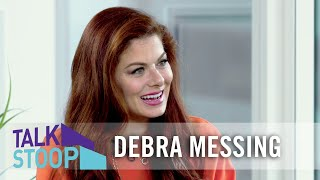 If Acting Didn't Work Out, Debra Messing's Plan B Was Law School | Talk Stoop