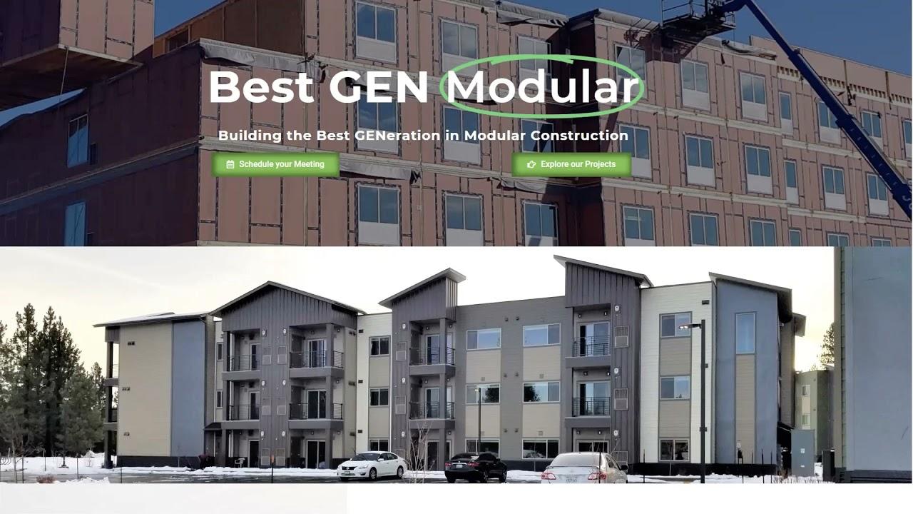 Company intro: Best Gen Modular Factories