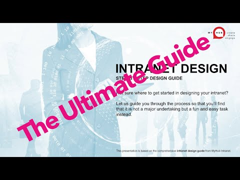 Intranet Design - The Ultimate Guide