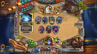 Hearthstone Witchwood Ranked Even Warlock 3lv Nice Games 3h Long Video