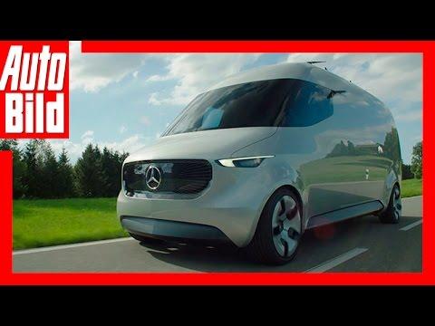Mercedes Vision Van  adVANce (2016)