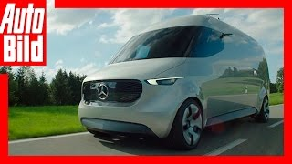 Mercedes Vision Van  adVANce (2016)