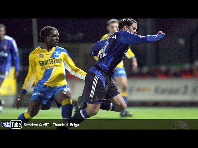 2006-2007 - Jupiler Pro League - 20. SK Beveren - Club Brugge 0-2