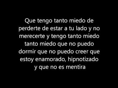 Volando Entre tus Brazos Marc Anthony versión balada + lyrics