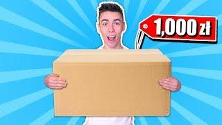 MYSTERY BOX ZA 1000 ZŁ! *OPŁACIŁO SIĘ*