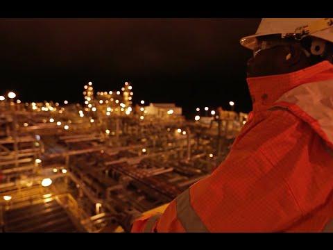Exxon Mobil - PNG LNG - Construction
