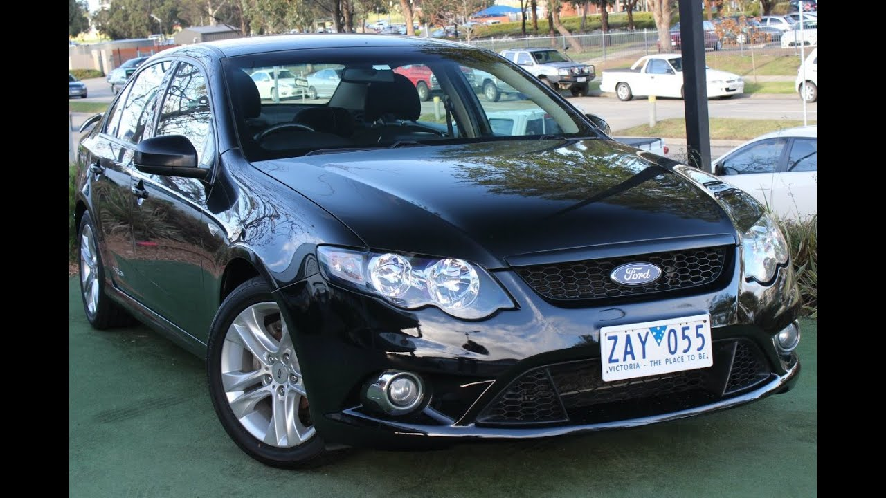 2009 ford falcon fg xr6