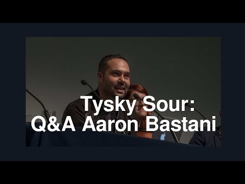Tyskysour: Deluxe Q&A with Aaron Bastani