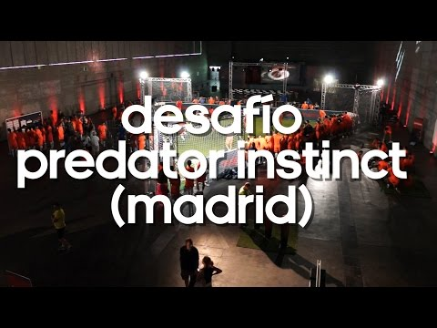 Desafío adidas Predator Instinct (Madrid)