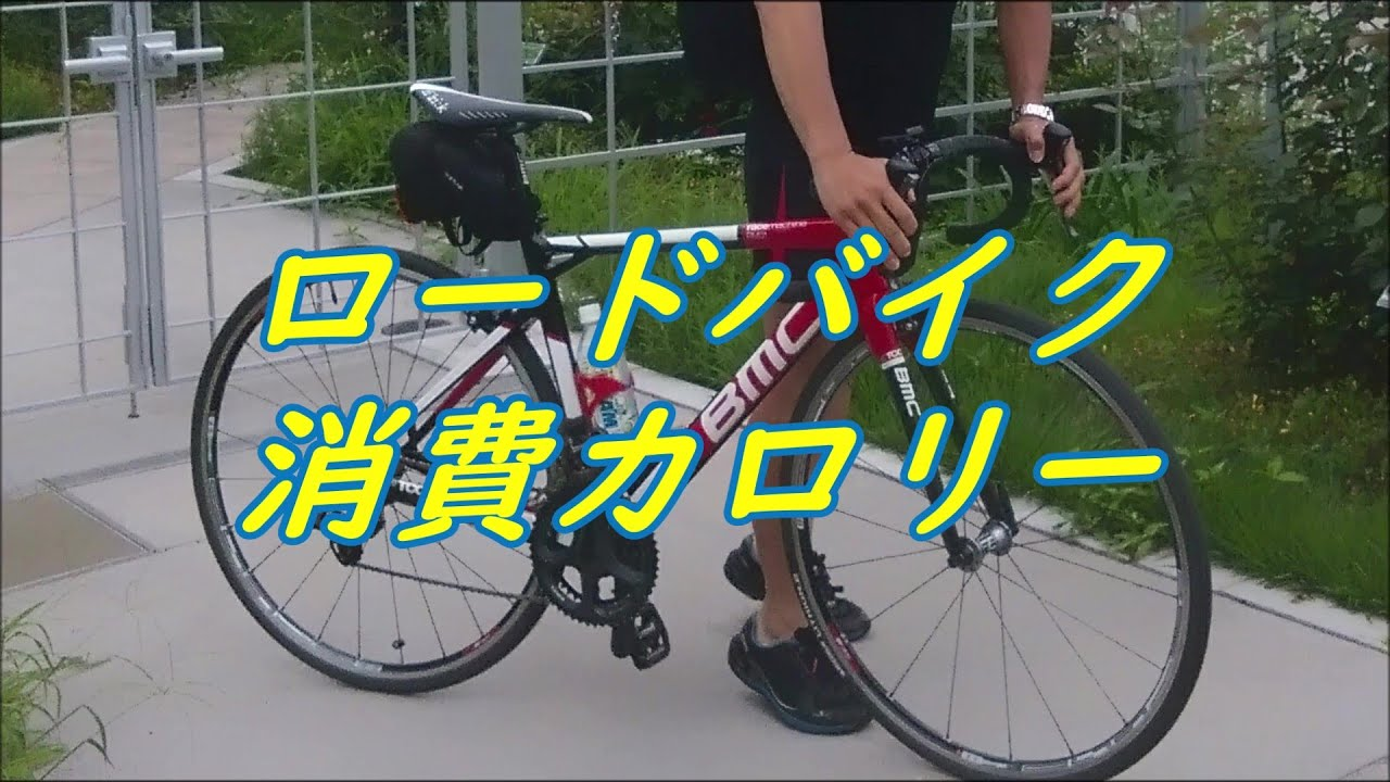 バイク カロリー クロス 消費