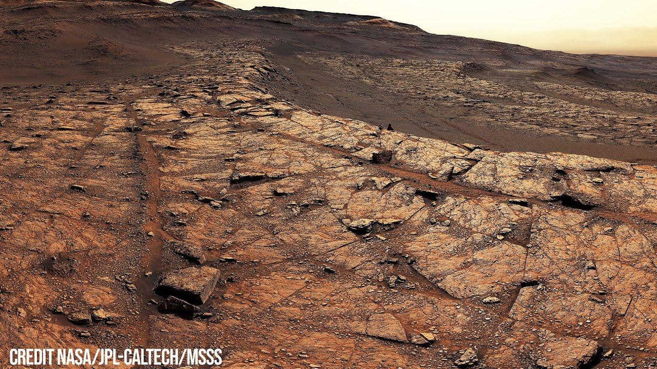 So detailreich haben wir den Mars noch nie gesehen - Rover Curiosity