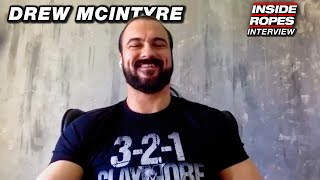 Drew McIntyre Wants To Open WrestleMania Talks Sheamus Feud More