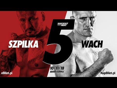 Wach vs Szpilka - zapowiedź walki. Wideo
