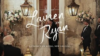 New Orleans Wedding Video by Bride Film
