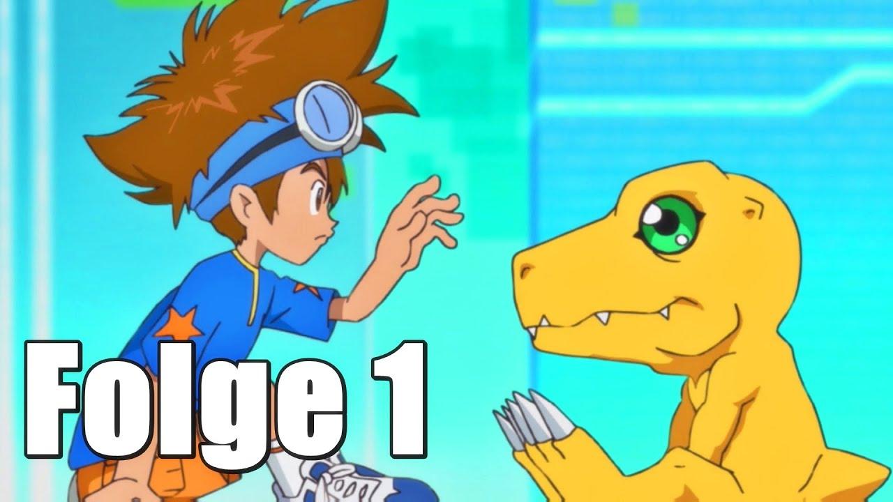 Digimon Folge 1