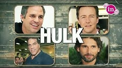 """""""Hulk"""" und seine Darsteller wer ist der einzig Wahre?"""