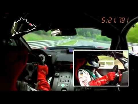 TOP40 qualifying time attack on-board camera 2012 24 Hours Nürburgring ~TOP40オンボードカメラ 2012ニュル24hレース~