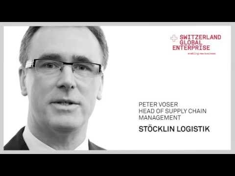 STÖCKLIN LOGISTICS: Securing several qualified suppliers thanks to the knowledge of S-GE