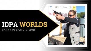 Shooting the IDPA Worlds   JulieG.TV