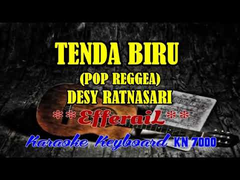Tenda Biru Reggae Karaoke Version