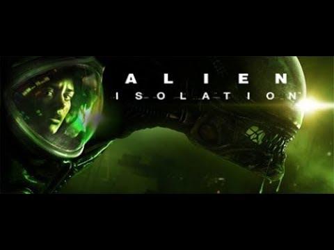 Alien Isolation Stream ночные ужастики