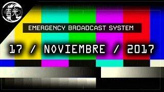 La perturbadora advertencia para el 17 de noviembre del 2017