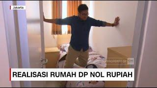 Melihat Realisasi Rumah DP Nol Rupiah