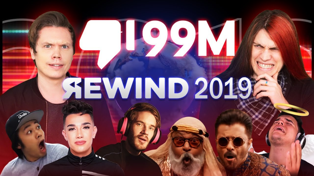 Why Youtube Rewind 2019 Is Actually Worse Than 2018 Youtube