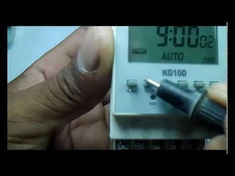 comment fonction une timer electronique