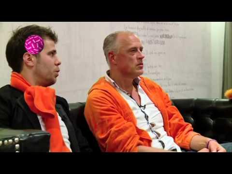 John Troost, instraler, helpt Oranje naar de overwinning