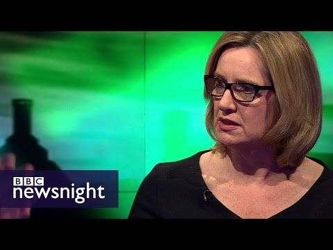 What's the PM's election strategy? Evan quizzes Amber Rudd - BBC Newsnight