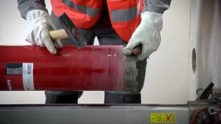 X-CM Mounting and Demounting - a Hilti how-to-video