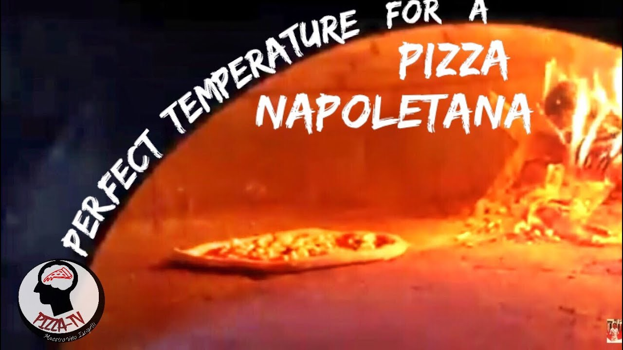 how to cook pizza at the right tempature