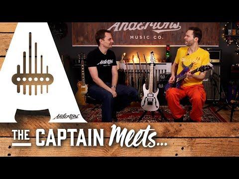 The Captain Meets Paul Gilbert (2017) - Shred Alert!