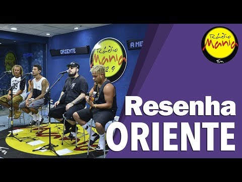 🔴 Radio Mania - Oriente - Linda, Louca e Mimada