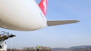 Ready for Take Off – Ein Tag mit SWISS-Pilot Alex Borer