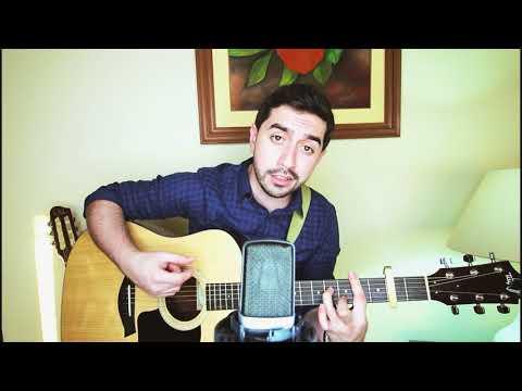 Me dedique a perderte (Acustico) - Alejandro Fernandez (Cover)by Marcelo Gabriel