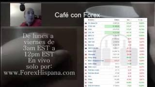 Forex con Café 24 Mayo 2016