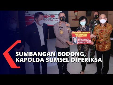 Download Kapolda Sumatera Selatan Diperiksa Terkait Kasus Sumbangan Rp 2 Triliun Keluarga Akidi Tio