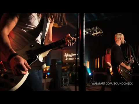 Lifehouse - Hanging By A Moment (Live @ Walmart Soundcheck 1 May 2010)