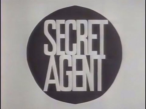 """Secret Agent"" TV Intro (U.S.)"