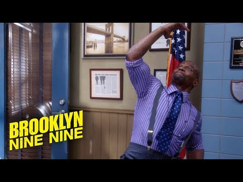 Terry Does Yoga | Brooklyn Nine-Nine