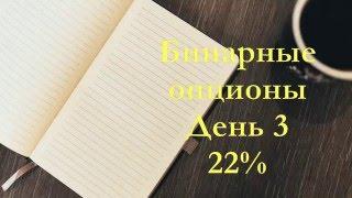 Бинарные опционы (День 3)(, 2016-02-16T19:01:46.000Z)