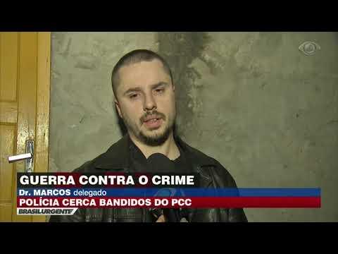 Polícia cerca bandidos do PCC em São Paulo
