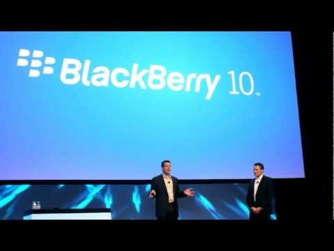 Toronto BlackBerry 10 Launch Event By Story Maker App