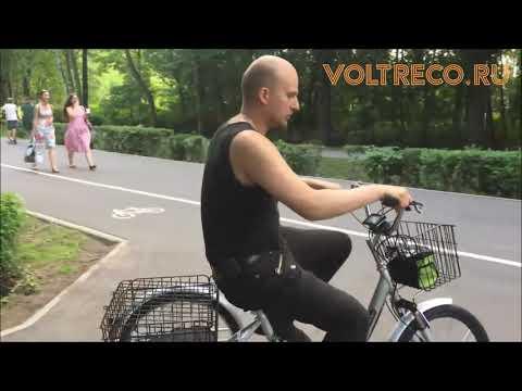 Трехколесный велосипед для взрослых складной Doonkan Trike 24 Электровелосипед Обзор Voltreco.ru