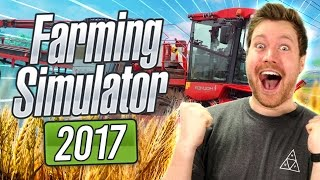 GREATEST MACHINE EVER!   Farming Simulator 2017 #15