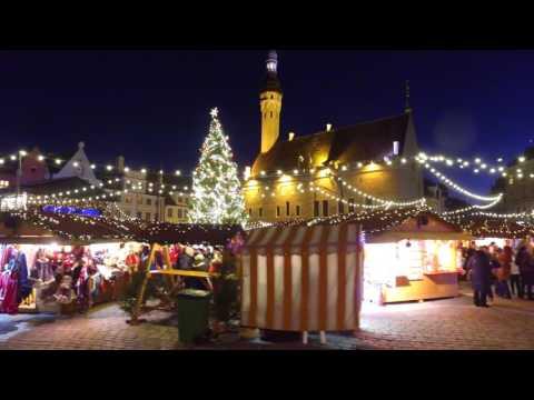 Tallinn Christmas (4K video) Come and experience Tallinn's winter full of magic! 2017-2018