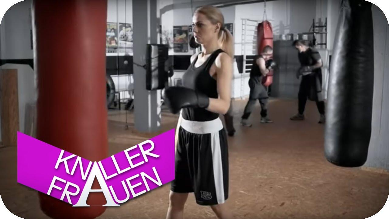 Boxhandschuh | Knallerfrauen mit Martina Hill